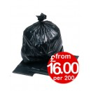 Quality Refuse Sacks (180 gauge)