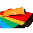 Coloured Co-ex Polythene Mailing Postal Bags