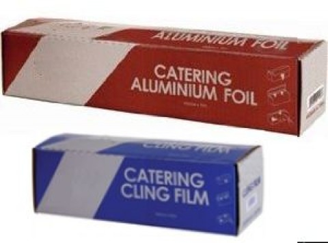 Cling Film, Foils & Films