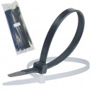 Nylon Cable Ties - Black & Natural