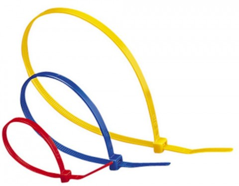 Nylon Cable Ties - Coloured