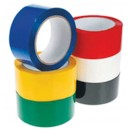 48mm x 66M 28micron Coloured Tapes