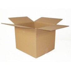 "DOUBLE WALL (BE) CLEARANCE BOXES 296x199x127MM (11.65""x7.8""x5"") - (QTY 60) - 40p each"