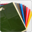 Coloured Varigauge Carrier Bags