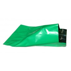 "Co-ex GREEN/BLACK Polythene Mailing Bags Mailers 425 x 600mm (16.75"" x 23.5"") - ONLY £24.99/250PCS"