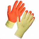 Latex Palm Coated Work Gloves