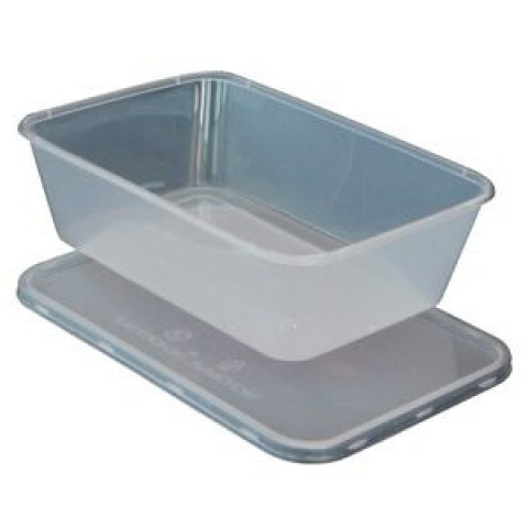 Microwave & Foil Food Containers