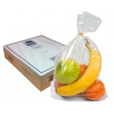 "Clear 150G Polythene Bags (Dispenser Boxed) - (10"" x 15"")"