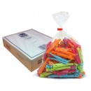 Extra Light Duty Polythene Bags - 100G