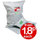 Recycled Polythene Mailing bags