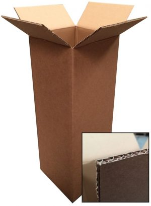 Extra Heavy Duty Double Wall Cardboard Boxes