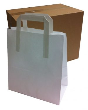 White Paper SOS Carriers - With Handles