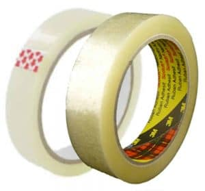 24mm (1 inch) Packaging Tape Sellotape