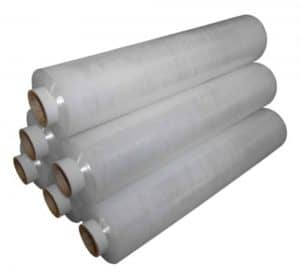 Standard Hand Pallet Wrap - Clear