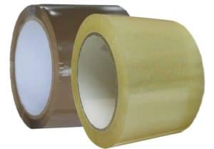Economy 72mm (3 inch) Packaging Tape